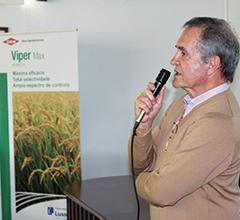 «O arroz é uma paixão para mim e para a Lusosem», António Sevinate Pinto